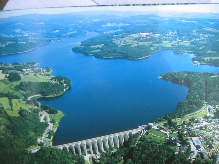 Des lacs du Morvan