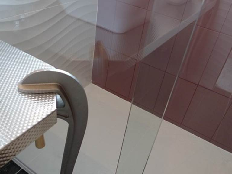 Salle d'eau Suite Cargo - Chambres d'hôtes Une Escale à Pornic