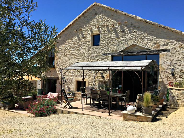 Terrasse Côté Granges