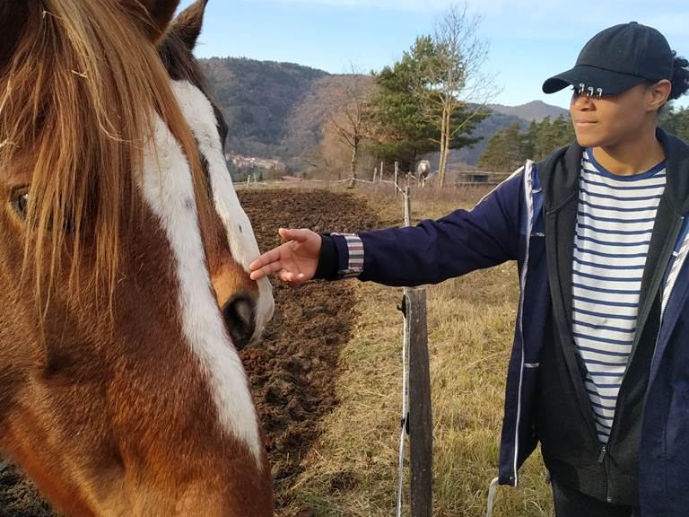 Equitation - Saint-Ilpize