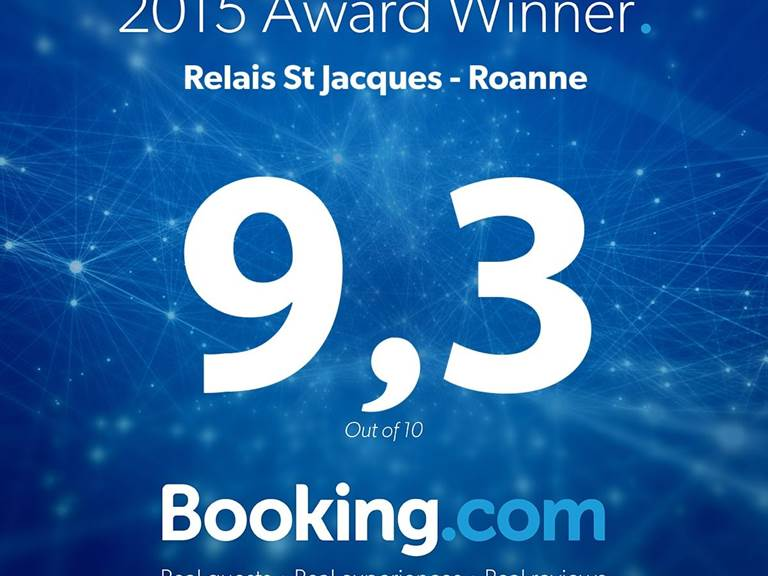 Booking award winner 2015