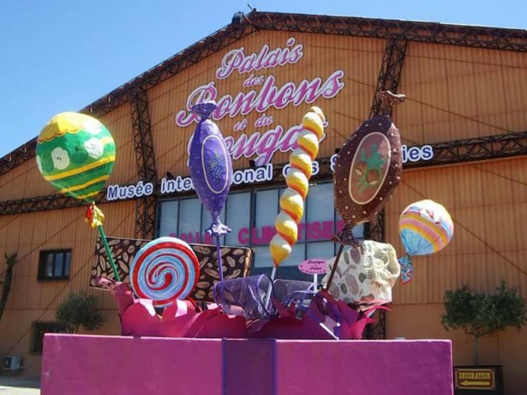 Palais des bonbons et du nougat