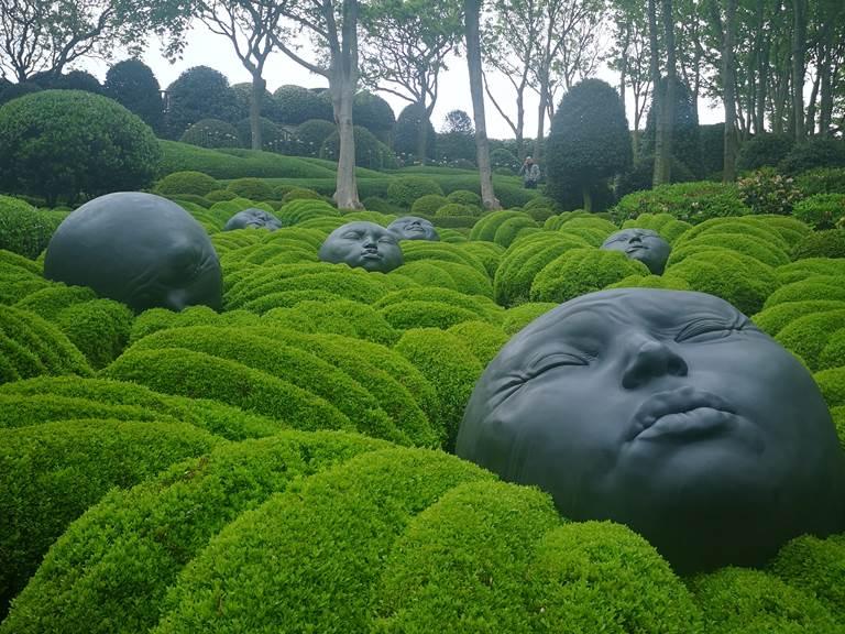 Jardin d'Etretat