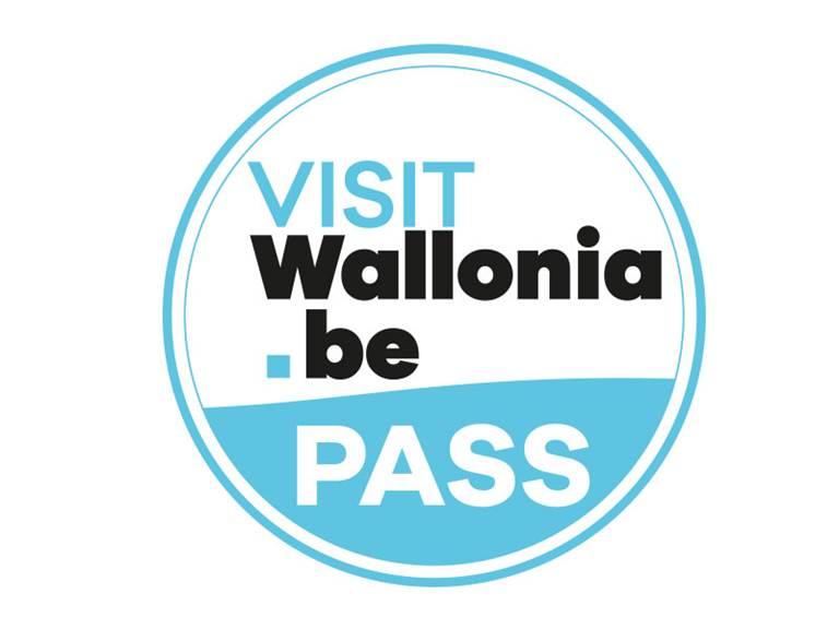 Logo du Pass Visit Wallonia