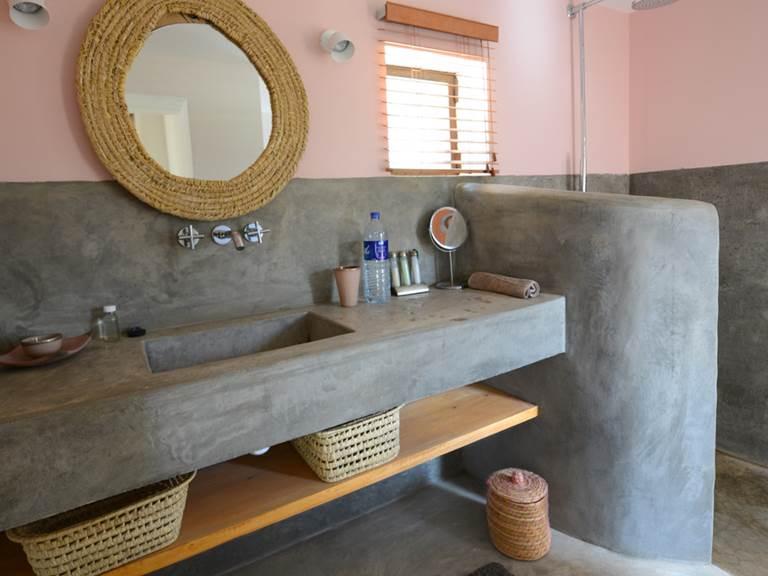 chambre warda salle de bain
