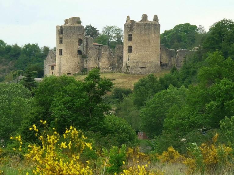 Chateau St germain de confolens