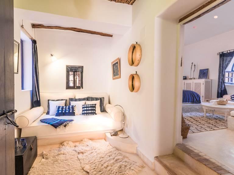 riad Baoussala  Essouira - suite Hammam