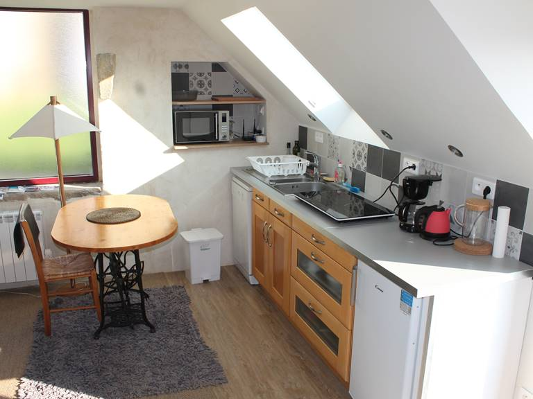 gouelet-ker chambres et gîtes, la cuisine