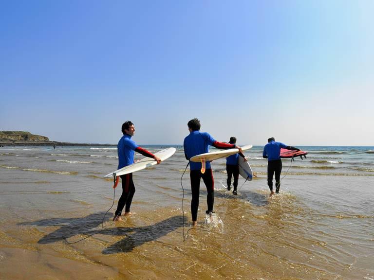 Spot de surf Guidel_©PICARD-Amandine