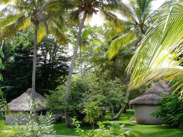 bungalow standard extérieur