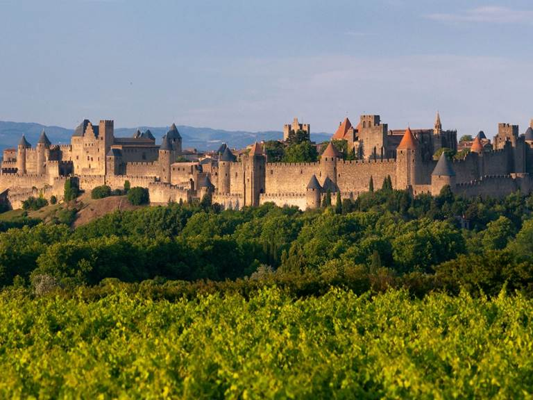 Chambres d'hôtes la Rougeanne proche de la cité de Carcassonne