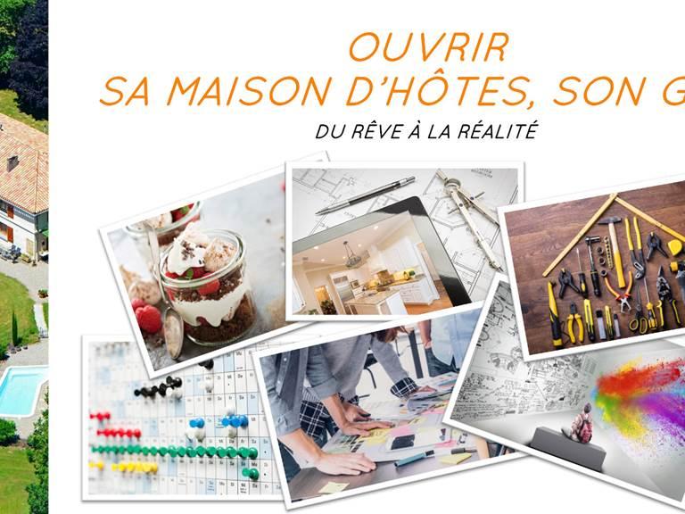 Formation Maison Hotes Gite CPF Montauban Toulouse