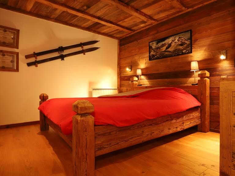 Chambre Double avec salle d'eau