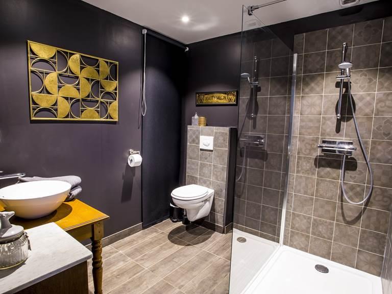 Salle de bain des Combles