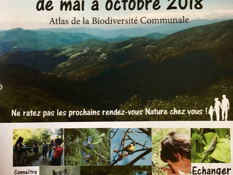 rendez-vous nature Sumène, Saint-Martial, Saint-Roman de Codières