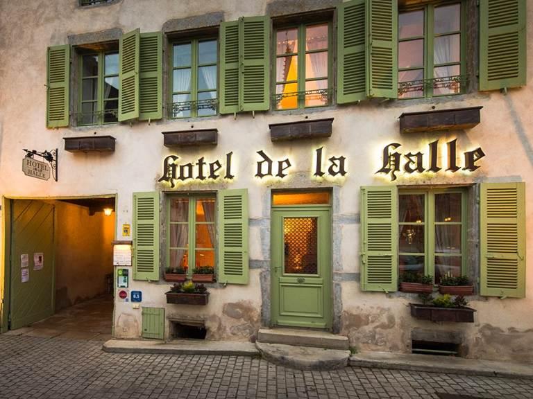 Hôtel de la Halle