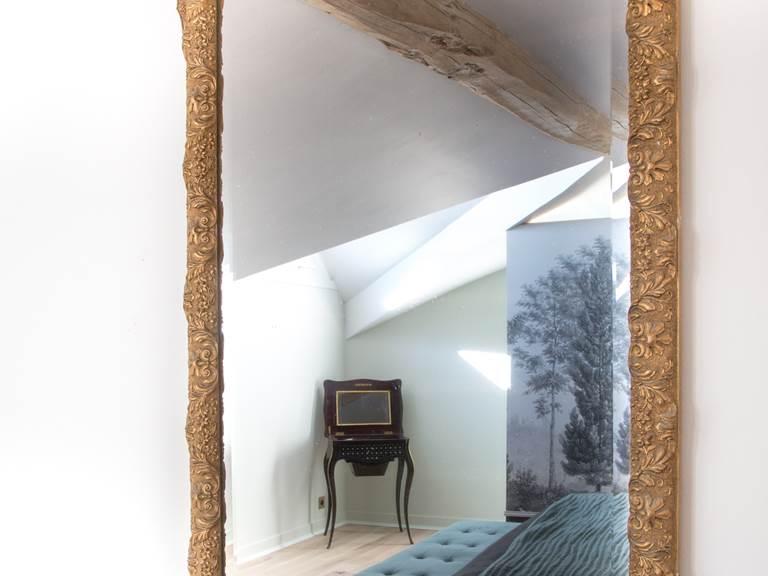 Cypres et Acacias-Maison d'hote les matins rubis tarn et garonne occitanie toulouse-Miroir