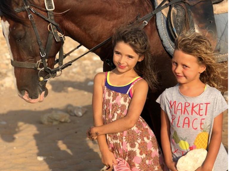 Riad Baoussala - balade à cheval , plage de sidi kaouki