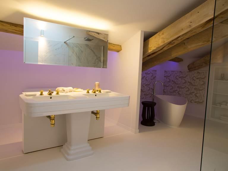 Suite Jardin secret - Salle de bain