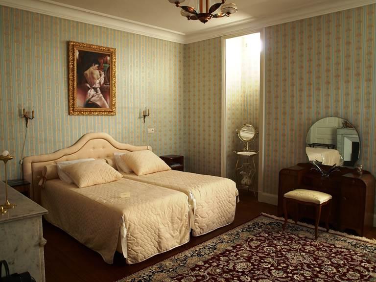 Slaapkamer Magnolia Suite K