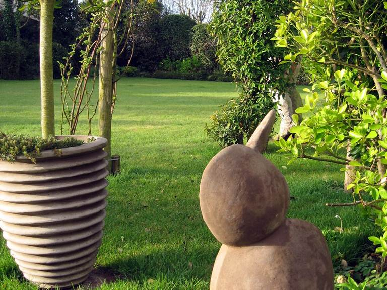 Gloriette jardin