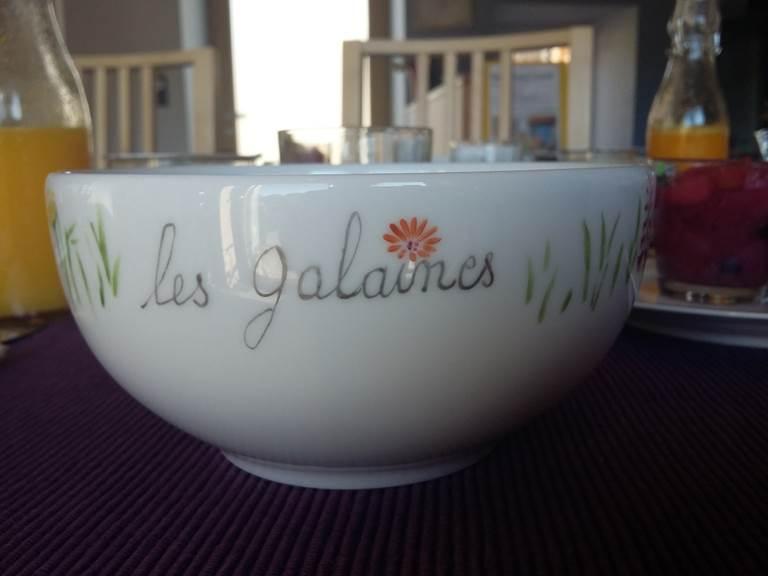 VAISSELLE DES GALAINES