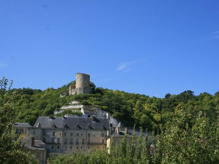 Le Chateau de La Roche-Guyon