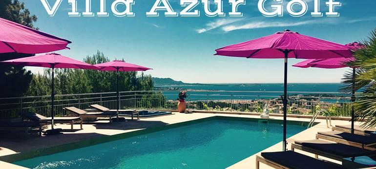 Promotion french Days Villa Azur Golf Bandol