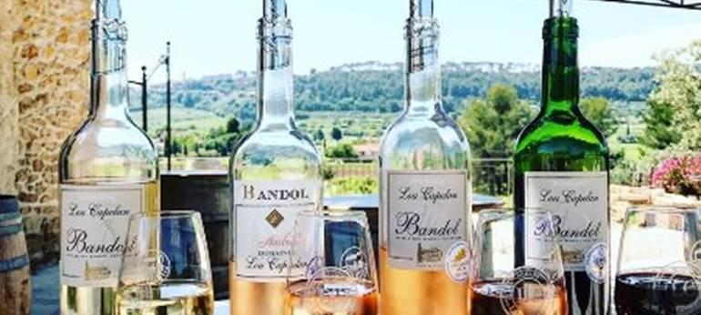 Les vins du Domaine Lou Capelan