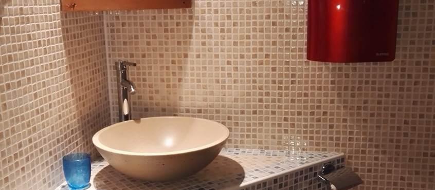 Salle de bain L'Estérel
