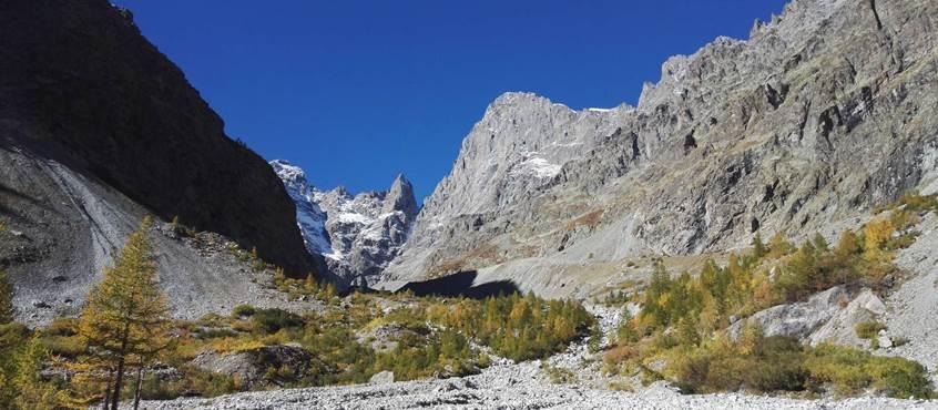 Vallée du Glacier Blanc