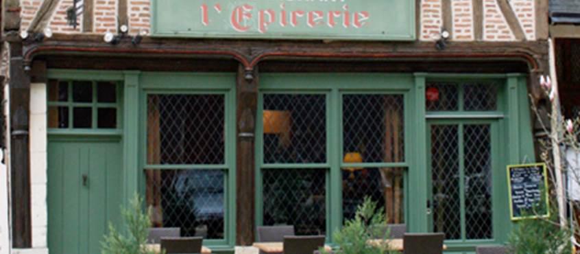 l'épicerie Amboise
