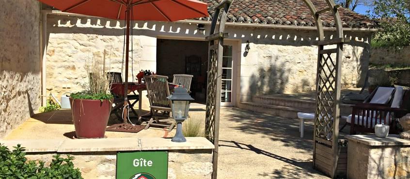 Le Cantalou, gîte 3 épis Gîtes de France