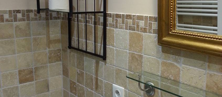 Salle de bain Marie