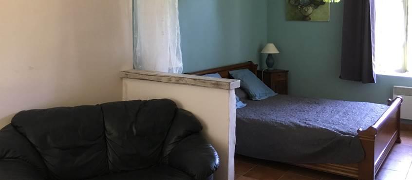 Chambres d'hôtes à Montauban. La bleue aux chambres d'hôtes du Ramiérou