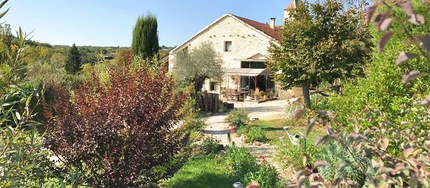 Le jardin de Côté Granges