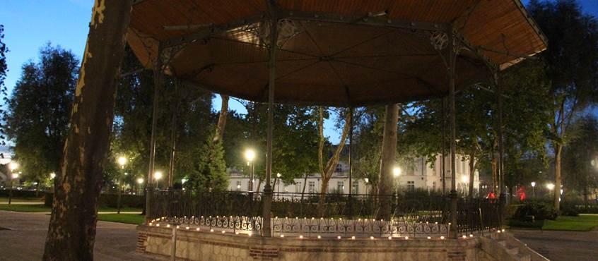 Jardin du Pâtis (10 minutes à pied)