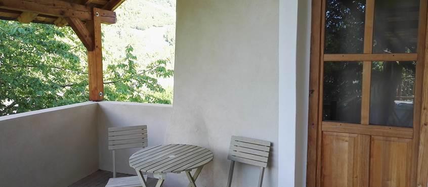 Balcon L'Ourika