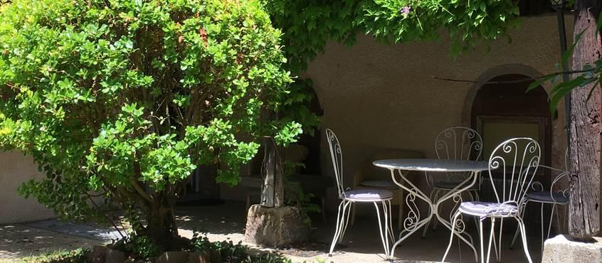 Terrasse de La Florale et La Bleue à Montauban