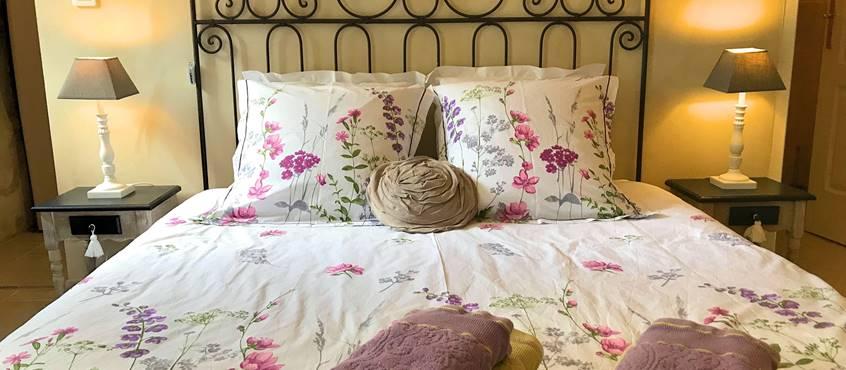 Fleur de Vigne chambre de charme Côté Granges