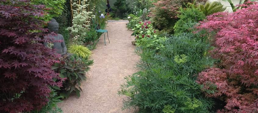 Visite du jardin La passion du Jardin à Evreux