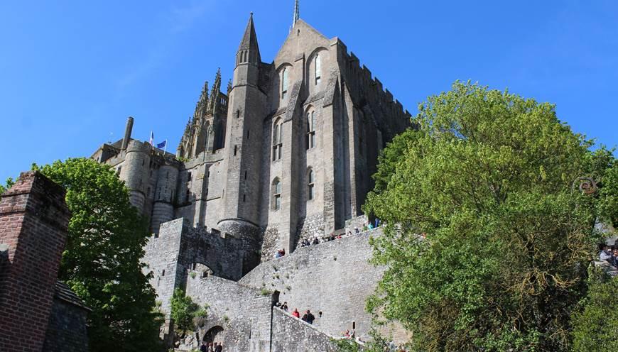 Visitez l'Abbaye du Mont-Saint Michel