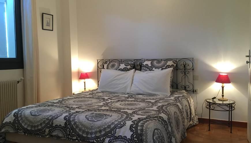 Chambre gite La Soucarède