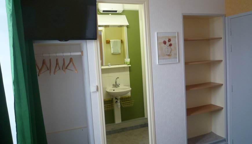 Studio 1415  Pour 2 ou 3 personnes