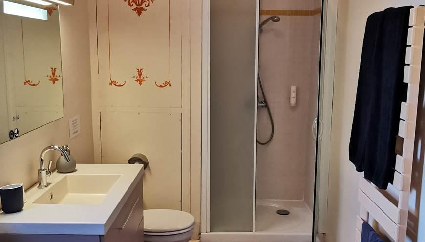 salle de bain clocher