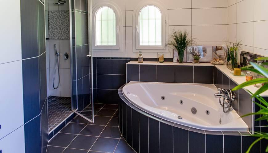 chambre Maillol salle de bain