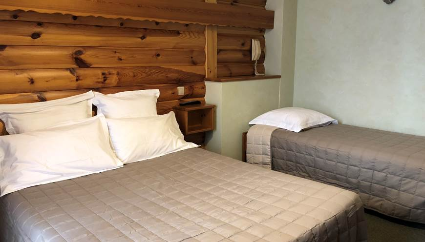 chambre triple type Confort