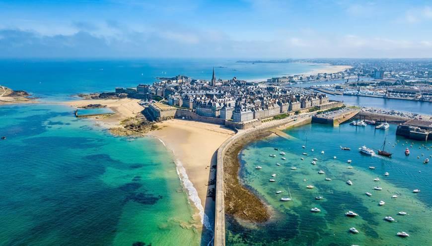 Découvrez Saint-Malo, la Cité corsaire