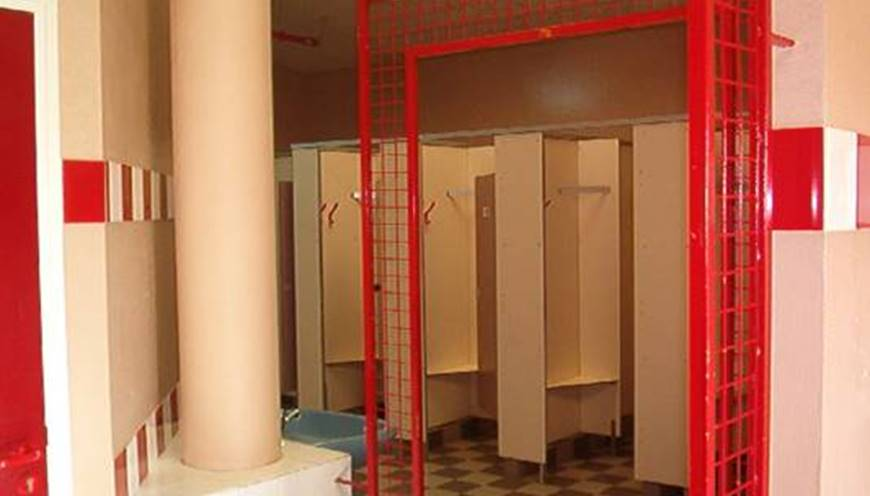photo sanitaire coin douche