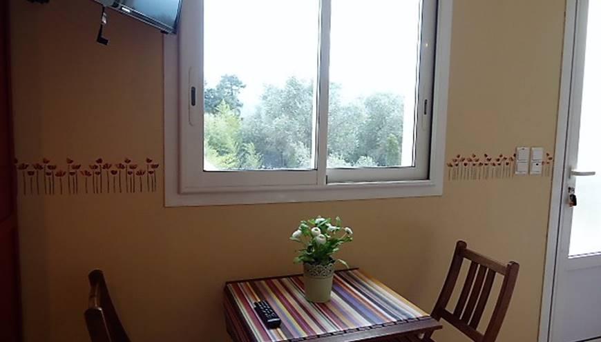 Gîte Atelier chambre étage